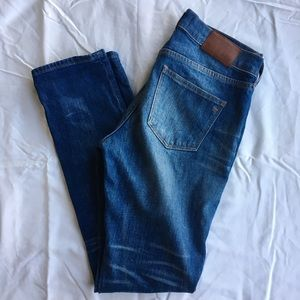 Slim Boyfriend Jeans // Madewell